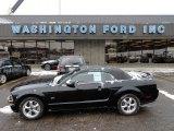 2005 Black Ford Mustang GT Premium Convertible #59117239