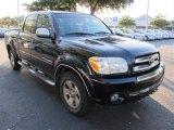 2005 Black Toyota Tundra SR5 Double Cab #59116978