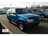 1996 Ford Explorer Brilliant Blue Metallic