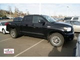 2010 Black Toyota Tundra TRD Rock Warrior Double Cab 4x4 #59116951