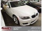2012 Mineral White Metallic BMW 3 Series 335i Coupe #59117213