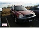 2004 Merlot Red Hyundai Santa Fe  #59116940