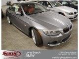 2012 Space Grey Metallic BMW 3 Series 335i Coupe #59117212