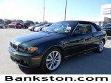 2004 Oxford Green Metallic BMW 3 Series 330i Convertible #59116920