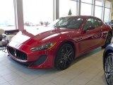 2012 Maserati GranTurismo MC Coupe