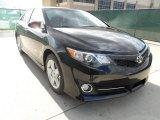 2012 Attitude Black Metallic Toyota Camry SE #59117166