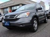 2010 Polished Metal Metallic Honda CR-V LX #59168576