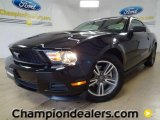 2011 Ebony Black Ford Mustang V6 Coupe #59168570