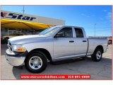 2011 Bright Silver Metallic Dodge Ram 1500 ST Quad Cab #59168937
