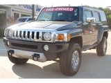 2009 Graphite Metallic Hummer H3  #59168907