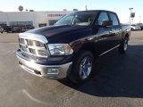 2012 True Blue Pearl Dodge Ram 1500 Big Horn Crew Cab #59168902