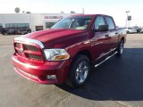 2012 Deep Cherry Red Crystal Pearl Dodge Ram 1500 Express Crew Cab #59168900