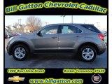 2010 Mocha Steel Metallic Chevrolet Equinox LS #59169270