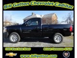 2012 Black Chevrolet Silverado 1500 Work Truck Regular Cab #59169263