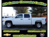 2011 Summit White Chevrolet Silverado 1500 LT Crew Cab 4x4 #59169253