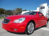 2003 Absolutely Red Lexus SC 430 #59168447