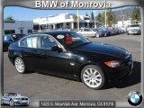2008 Jet Black BMW 3 Series 335i Sedan #59168847