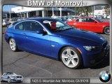 2008 Montego Blue Metallic BMW 3 Series 335i Coupe #59168839