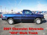 2007 Chevrolet Silverado 1500 Classic LS Regular Cab 4x4 Data, Info and Specs