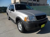 2003 Silver Birch Metallic Ford Explorer XLS #59168818