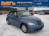 2007 Marine Blue Pearl Chrysler PT Cruiser Touring Convertible #59169160