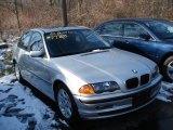 2000 Titanium Silver Metallic BMW 3 Series 323i Sedan #59168779