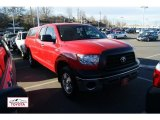 2008 Radiant Red Toyota Tundra Double Cab 4x4 #59168381