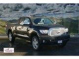 2012 Black Toyota Tundra Limited Double Cab 4x4 #59168379