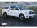2012 Super White Toyota Tundra TRD Rock Warrior CrewMax 4x4 #59168378