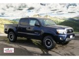 2012 Nautical Blue Metallic Toyota Tacoma TX Pro Double Cab 4x4 #59168368