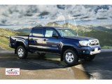 2012 Nautical Blue Metallic Toyota Tacoma V6 Double Cab 4x4 #59168365