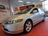 2007 Alabaster Silver Metallic Honda Civic EX Sedan #59169120