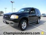 2003 Black Ford Explorer Sport XLS #59168348