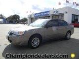 2008 Amber Bronze Metallic Chevrolet Malibu Classic LS Sedan #59168276