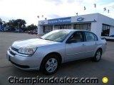 2005 Galaxy Silver Metallic Chevrolet Malibu LS V6 Sedan #59168275
