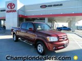 2005 Salsa Red Pearl Toyota Tundra Limited Double Cab #59168656