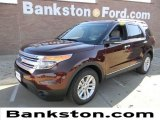 2012 Cinnamon Metallic Ford Explorer XLT #59168253