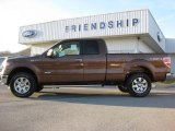 2012 Golden Bronze Metallic Ford F150 Lariat SuperCab 4x4 #59168636