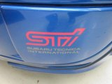 Subaru Impreza 2005 Badges and Logos