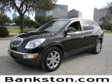 2008 Carbon Black Metallic Buick Enclave CXL AWD #59168231