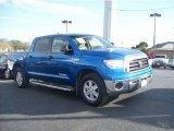 2007 Blue Streak Metallic Toyota Tundra SR5 CrewMax #59168614