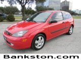 2003 Infra-Red Ford Focus ZX3 Coupe #59168224