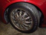 2001 Mercedes-Benz SLK 320 Roadster Custom Wheels