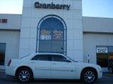 2008 Cool Vanilla White Chrysler 300 C HEMI AWD #59242635