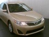 2012 Sandy Beach Metallic Toyota Camry L #59243022