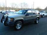1998 Char Gold Satin Glow Jeep Grand Cherokee Laredo 4x4 #59243405