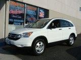 2010 Taffeta White Honda CR-V LX AWD #59243399