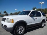 2002 Ford Explorer Oxford White