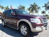 2006 Dark Cherry Metallic Ford Explorer Eddie Bauer #59242594