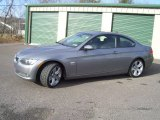2009 Space Grey Metallic BMW 3 Series 335xi Coupe #59242561